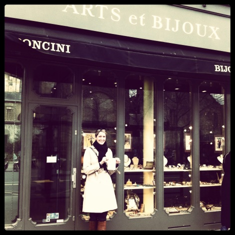Love this shop, Arts et Bijoux
